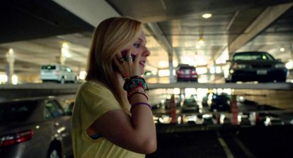Abigail Breslin as Casey in the Brad Anderson film The Call.