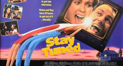 Poster for Peter Hyams' Stay Tuned.