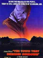 Poster for the town that dreaded sundown.