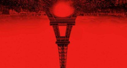 Poster for John Erick Dowdle's As Above, So Below