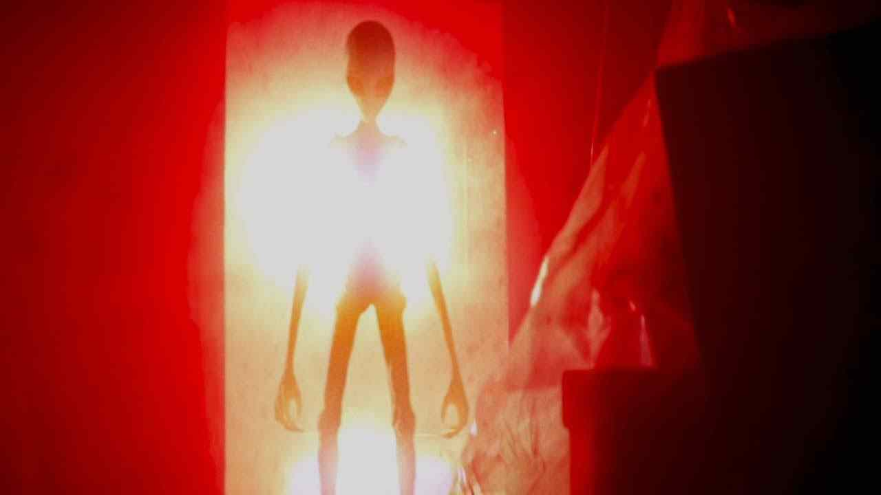 The movie Extraterrestrial directed by Colin Minihan and Stuart Ortiz who are also known as the Vicious Brothers.