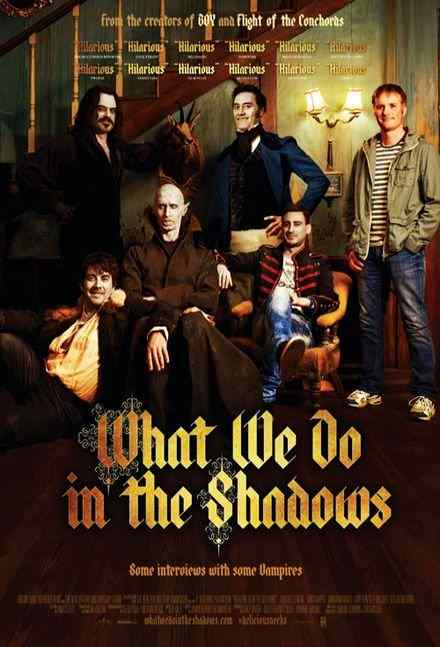 What we do in the shadows video clip. Poster for the Taika Waititi and Jemaine Clement film What We Do in the Shadows.