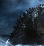 Another movie poster from the rebooted 2014 Godzilla movie written by Max Borenstein and Dave Callaham.
