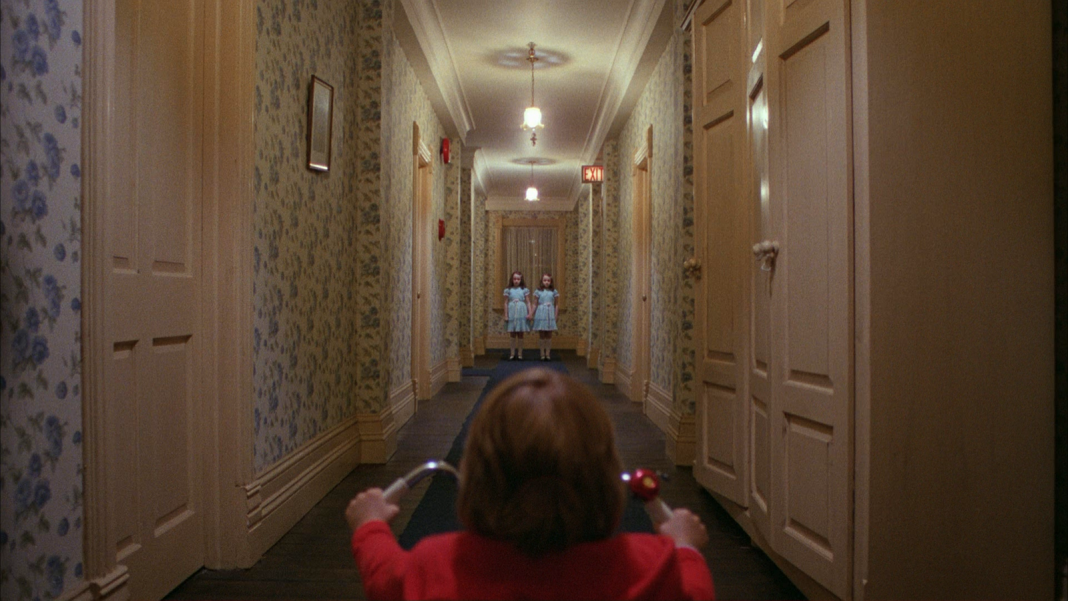Stephen Kings popular novel turned movie The Shining.