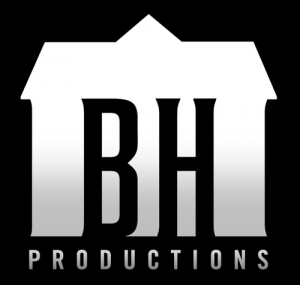 The logo for Jason Blum's Blumhouse Productions which just launched BH-Tilt.
