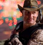 Woody Harrelson stars in Columbia Pictures' ZOMBIELAND.