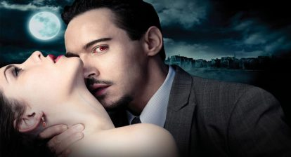 Jonathon Rhys Meyers in the movie Dracula.