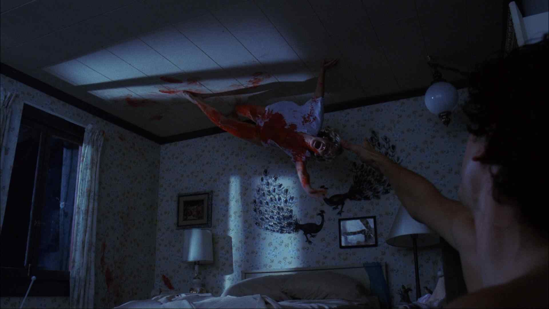 The Wes Craven classic a Nightmare on Elm Street.