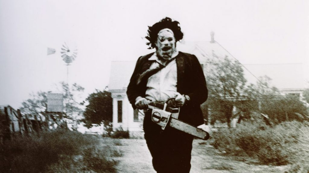 The Texas Chainsaw Massacre.
