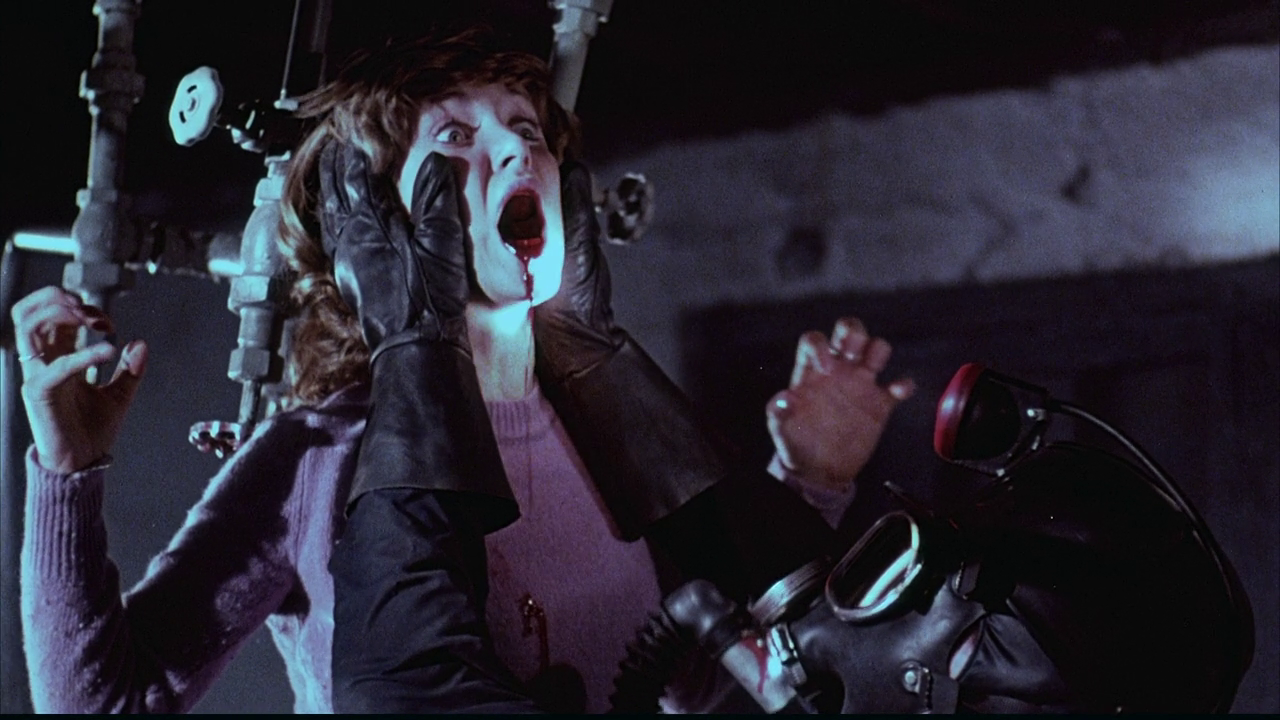 My Bloody Valentine 1981 directed by George Mihalka.