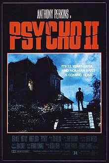 Psycho 2 directed by Richard Franklin.