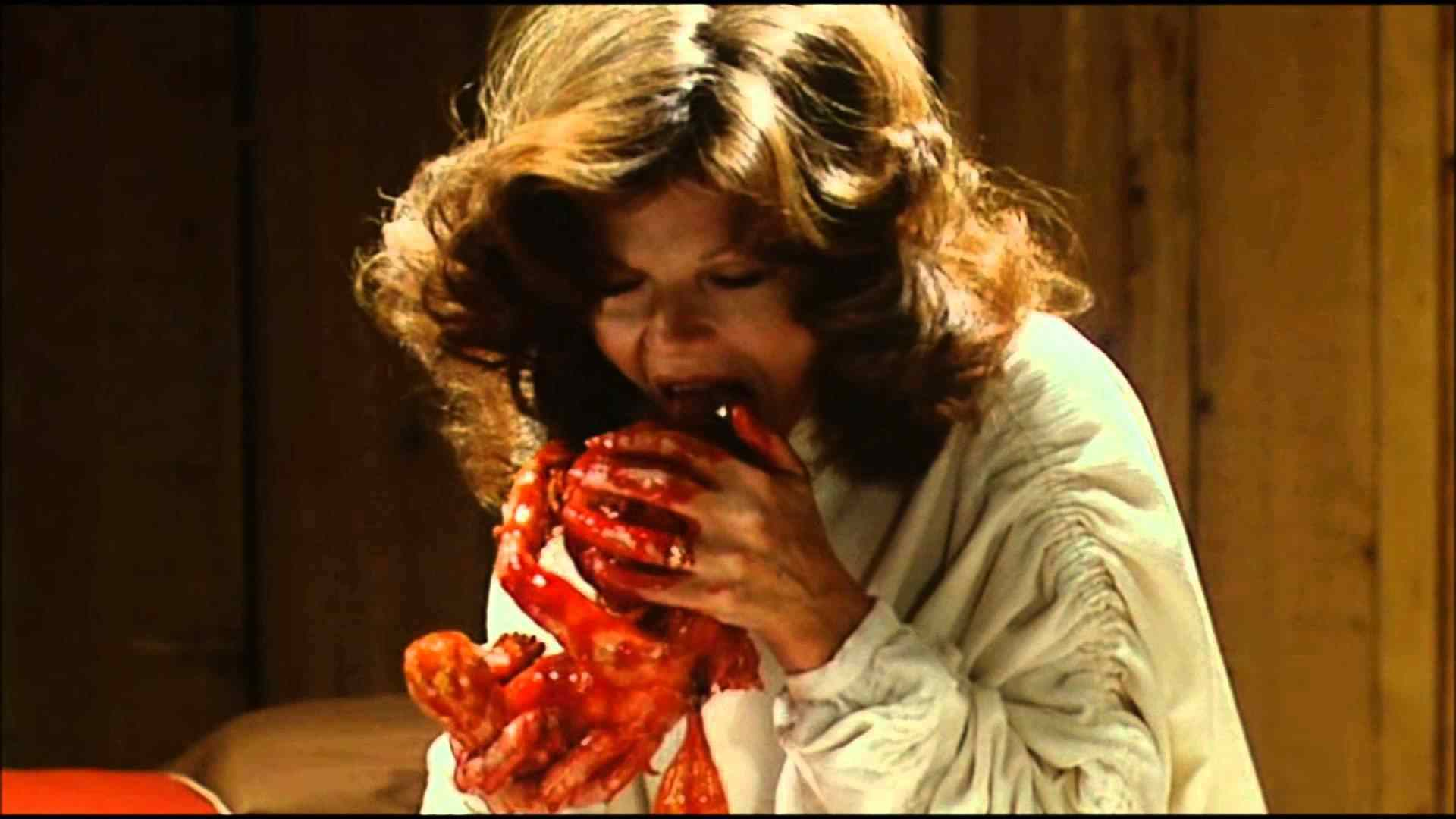 The movie The Brood directed by David Cronenberg.