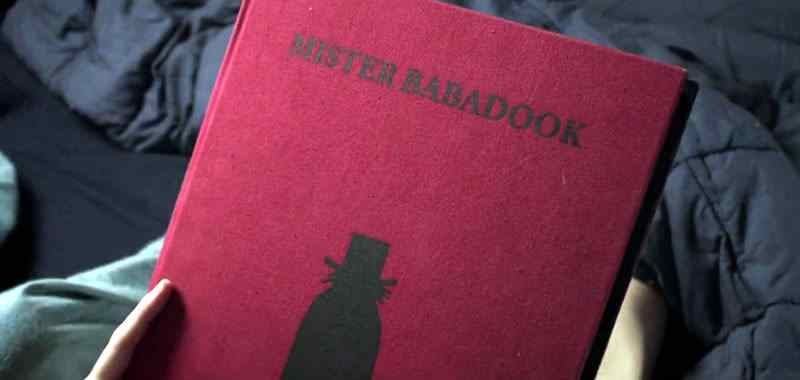 The Babadook Pop-up Book.