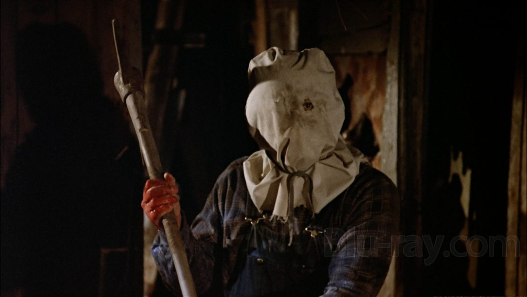 Jason in Friday the 13th II