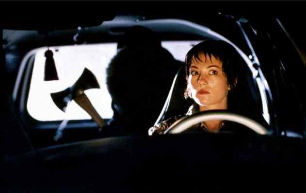 Urban Legend: The Killer in the back seat