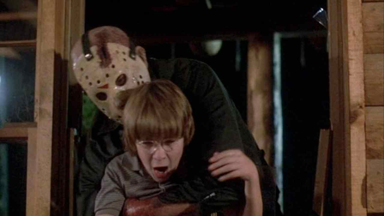 Jason in Friday the 13th Part 4