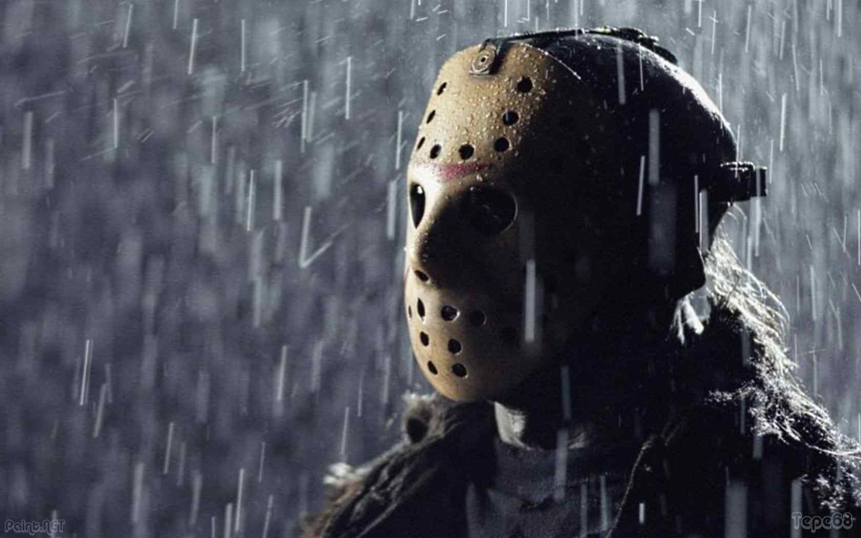 Jason Voorhees from the friday 13th franchise.