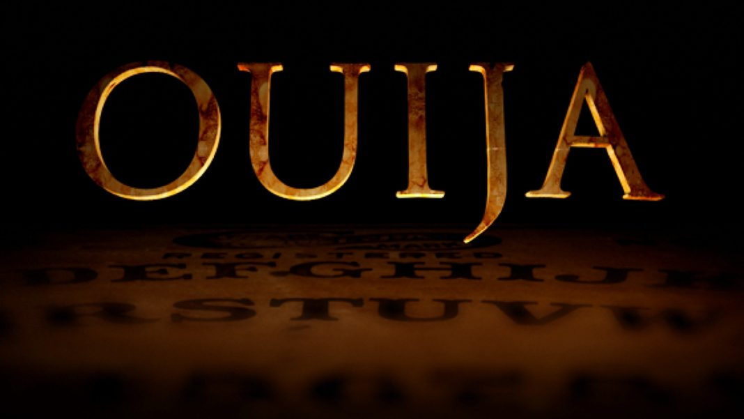Ouija 2 . The movie Ouija starring Olivia Cooke directed by Stiles White.