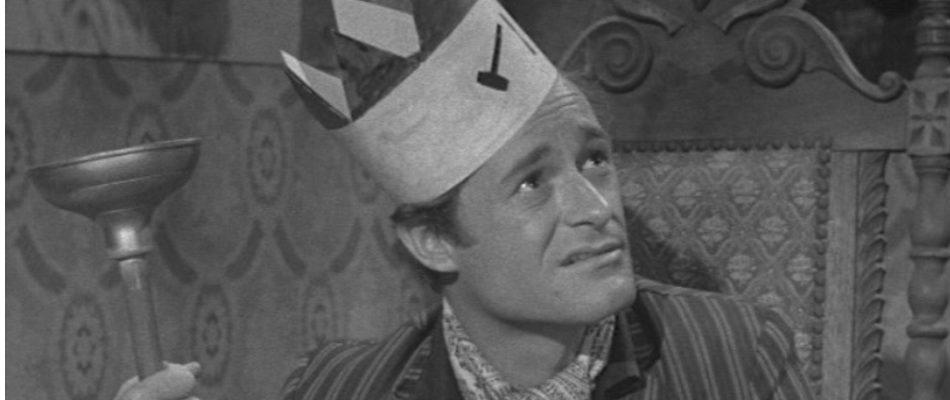 DIck Miller as Walter Paisley from Bucket of Blood.