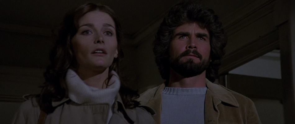 A happy couple from Amityville Horror 1979