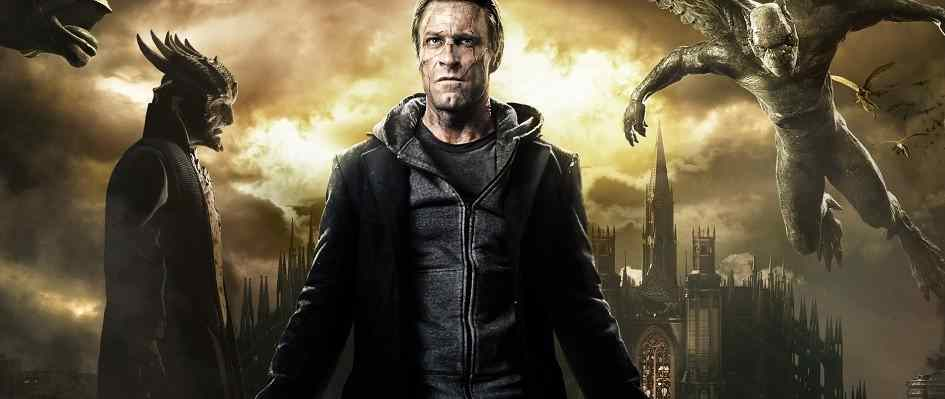 Meet the creature from I, Frankenstein