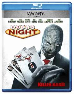 Poker Night Blu-ray artwork.
