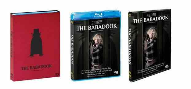 The Babadook Blu-ray, DVD, and SE Blu-ray