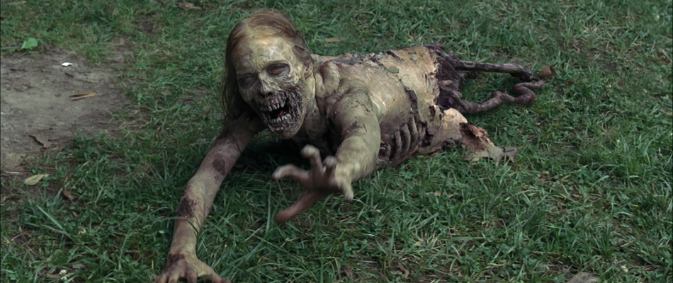 When the Dead Walk - Walking Dead screenshot