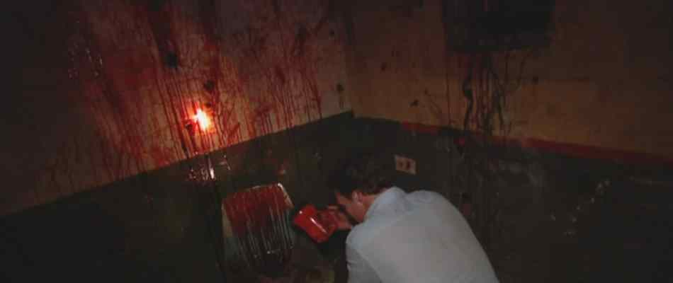 Inside the bloody room in 2011's The Tunnel