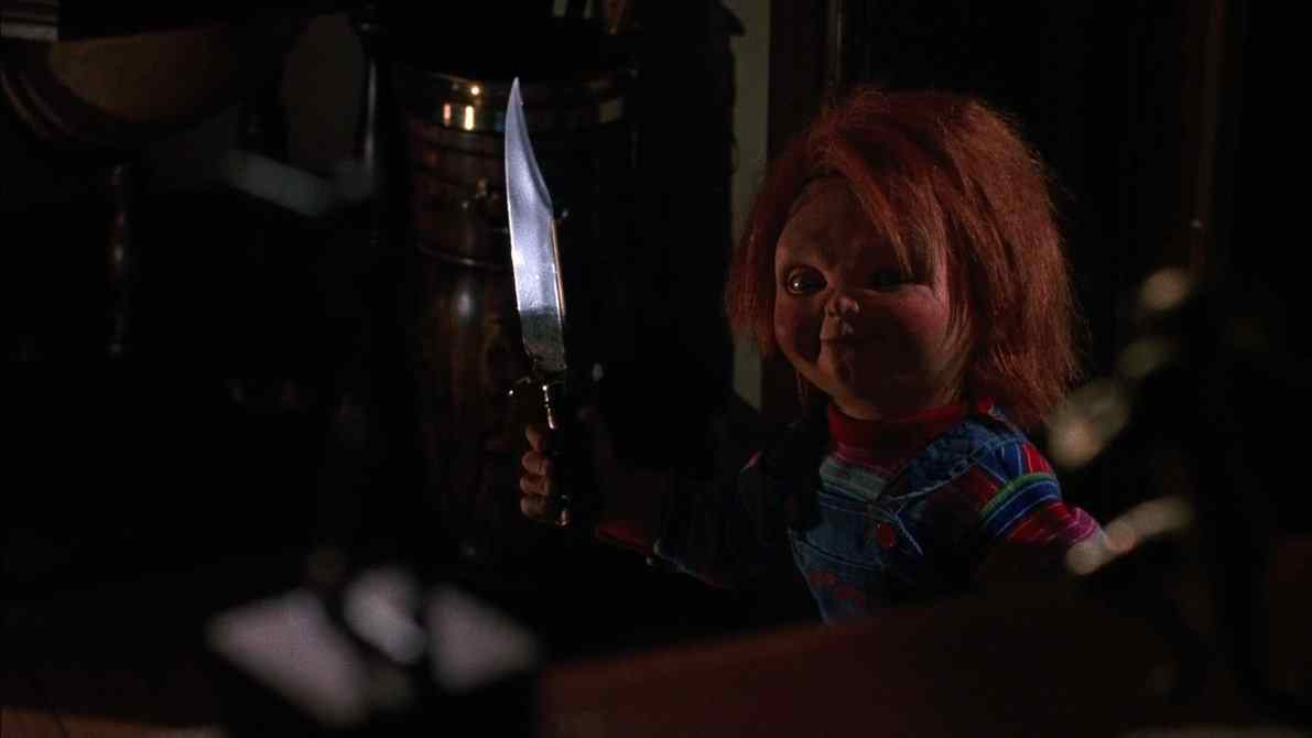 Chucky in Child's Play 3