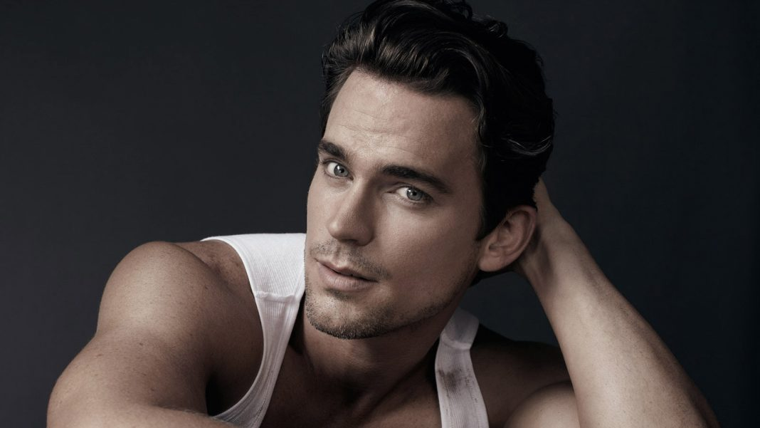 gorgeous white collar star matt bomer makes an appearance in american horror story freak show.