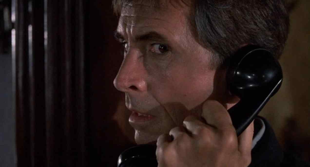 Anthony Perkins as Norman Bates in Psycho II