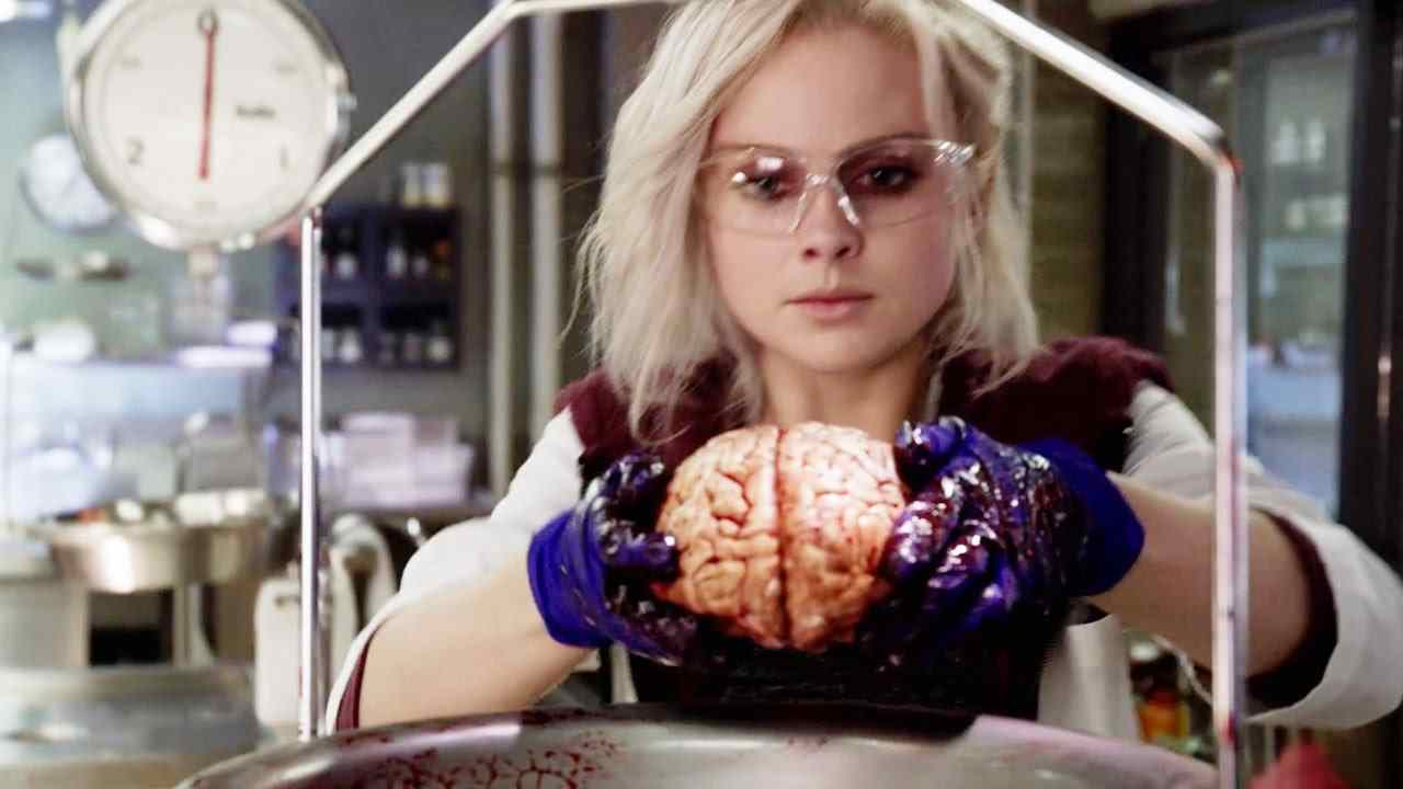 A still from iZombie