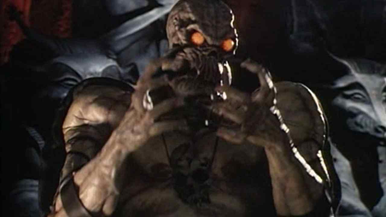 The demon Sutekh from Puppet Master 4