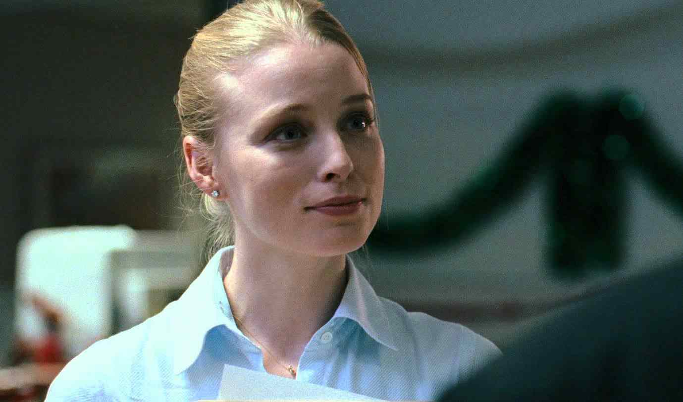 Rachels Nichols plays the role of Angela in 2007's P2.