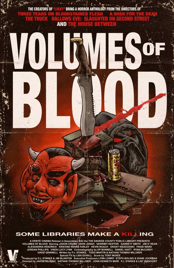 Volumes of Blood Poster.