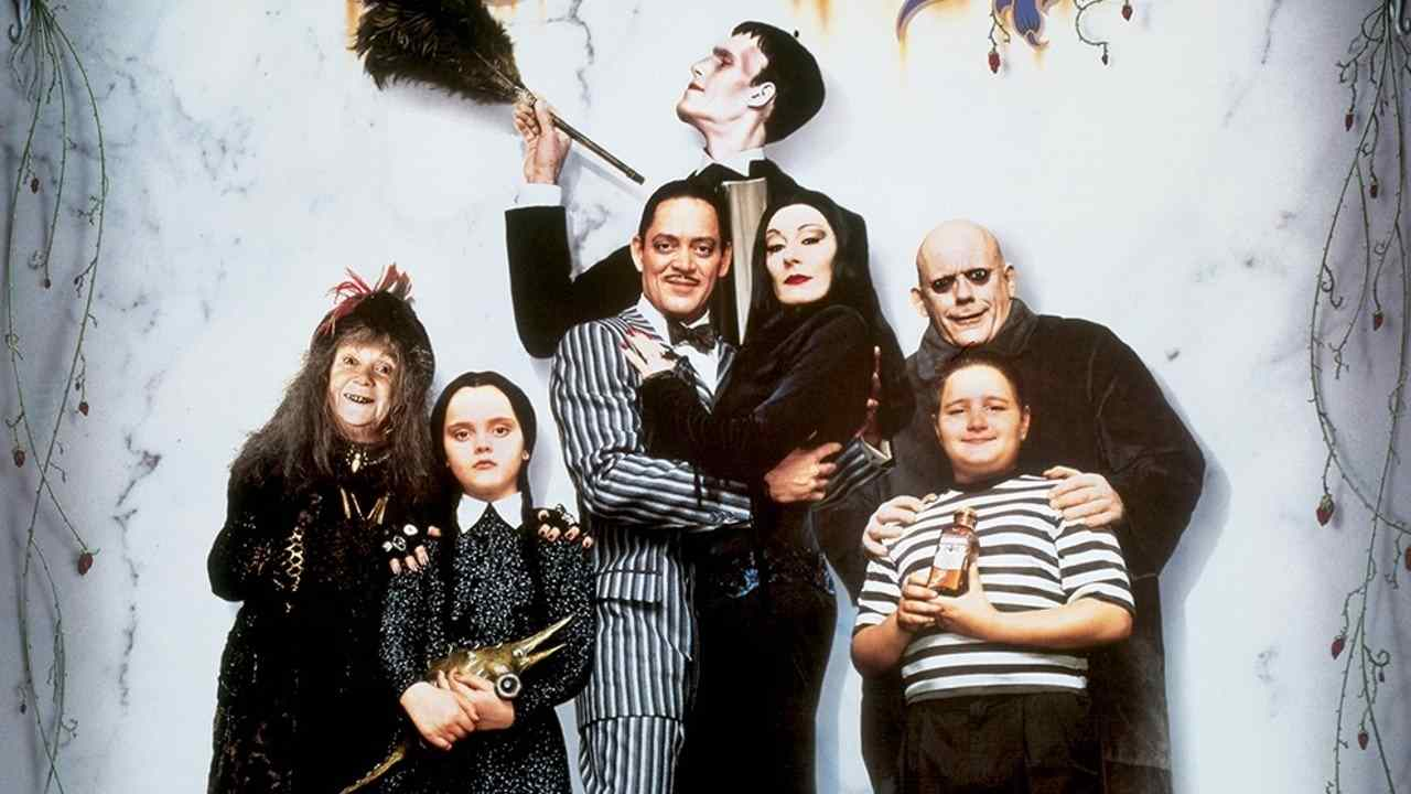 Addams Family 1991 banner