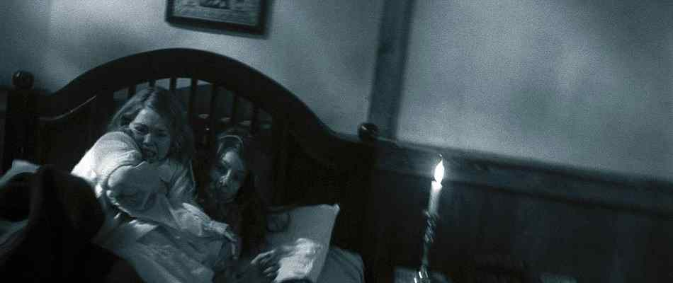 Spooked by ghost in 2006's An American Haunting.