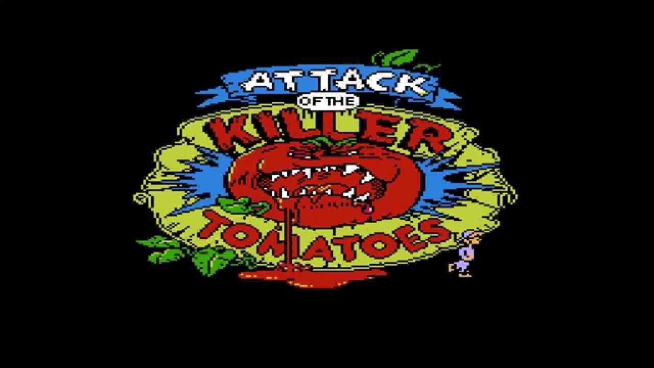 Attack of the Killer Tomatoes cartoon