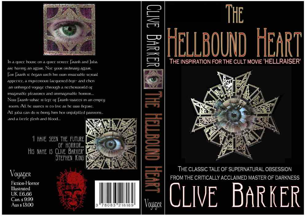 The Hellbound Heart by Clive Barker