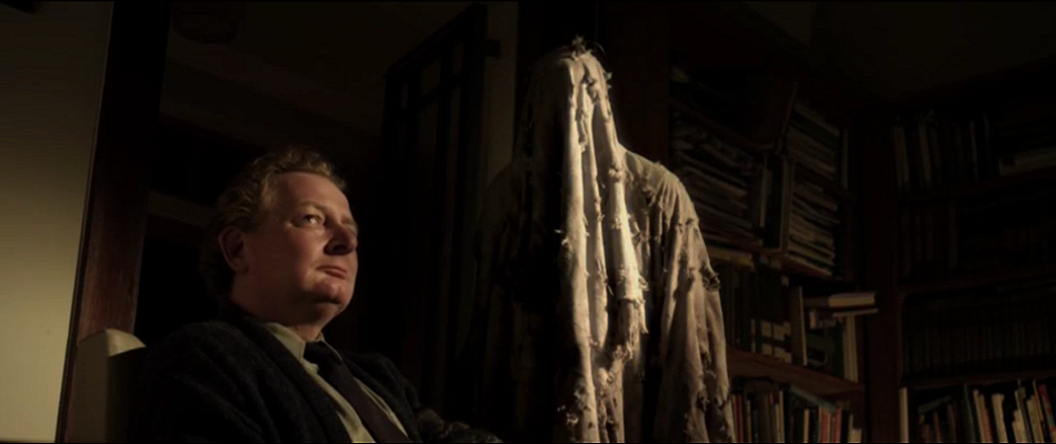 Spooky and spookier from the 2014 horror film Housebound.