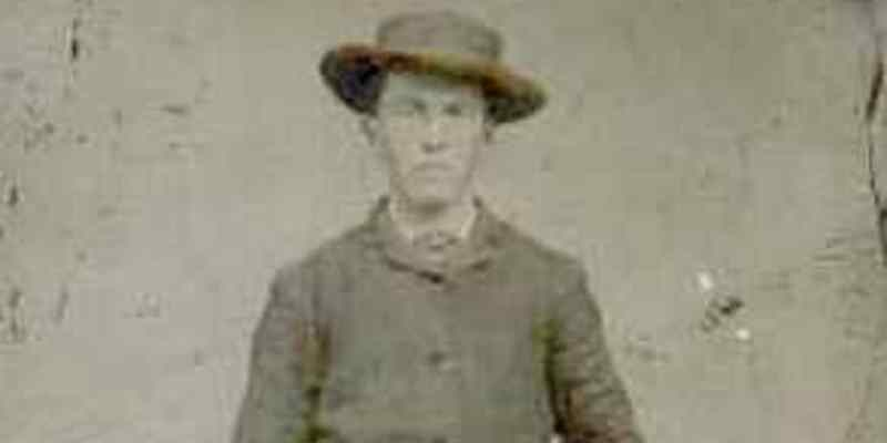 photograph of the Kentucky Cannibal, Boone Helm