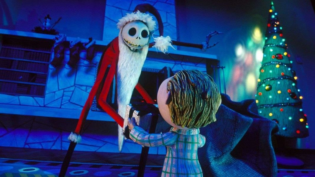 Nightmare Before Christmas - Movies You Might Be Surprised Tim Burton Didn't Direct