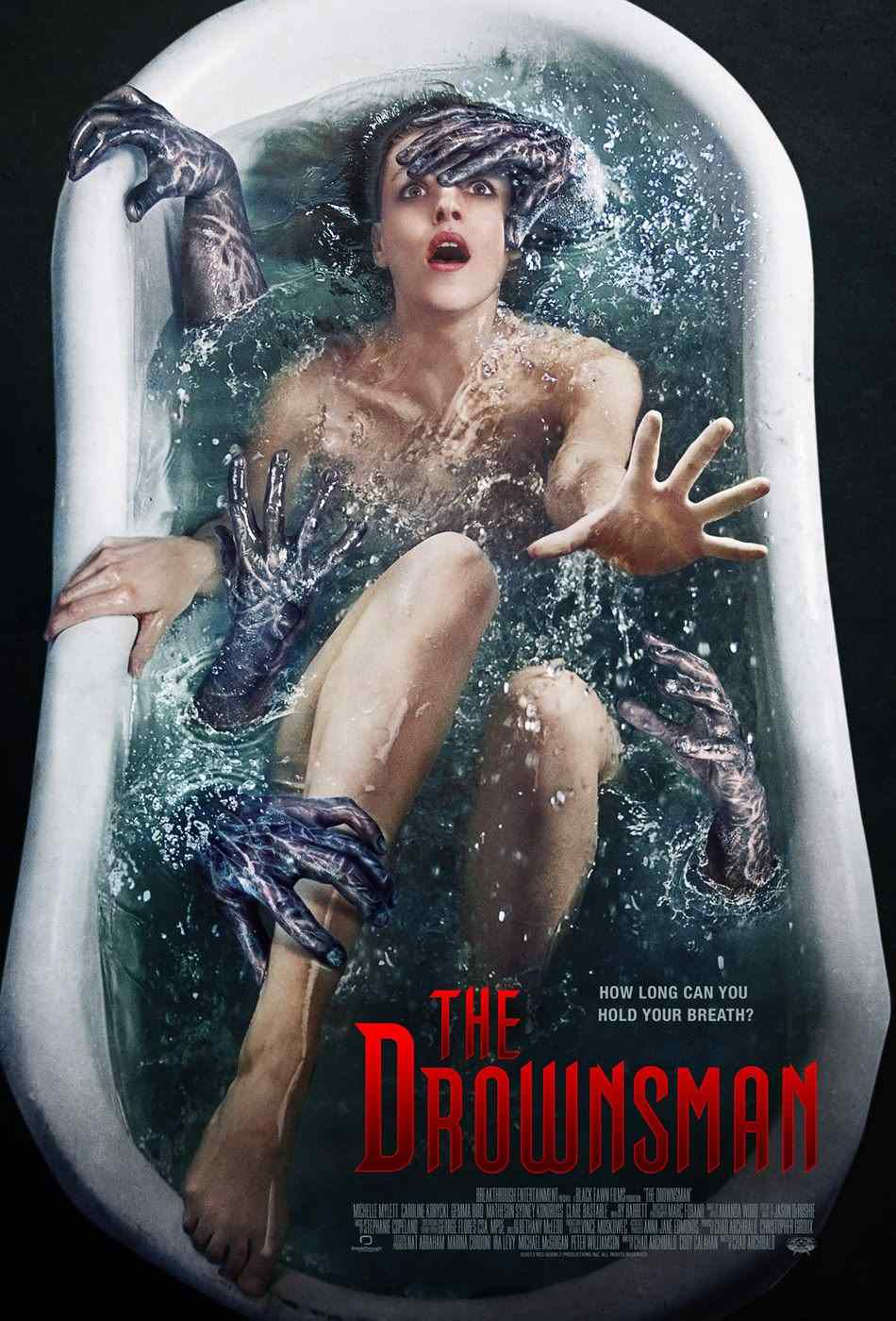 The Drownsman film poster.