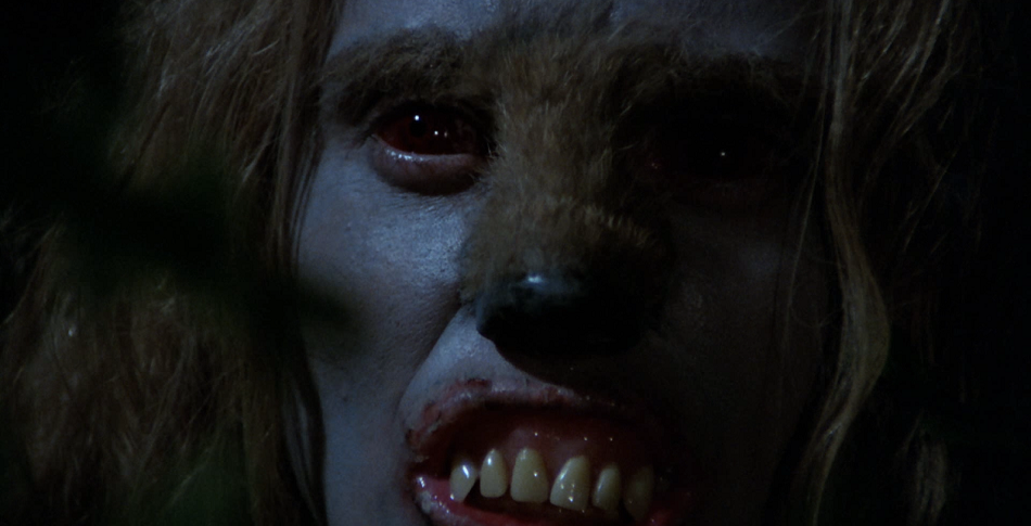 The werewolf from 1976's Werewolf Woman.