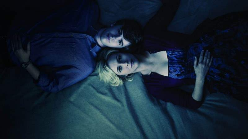 "Freddie Highmore and Vera Farmiga as Norman and Norma Bates in ""Bates Motel"""
