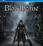 PS4 Bloodborne cover