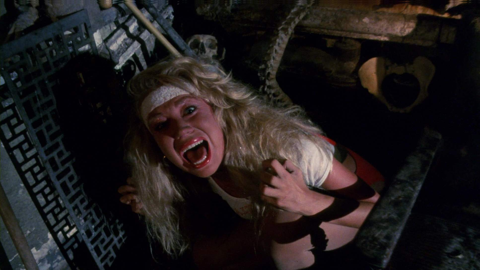 Cindy Mannion in The Toxic Avenger