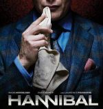 Best of Horror on TV in 2015. Guillermo del Toro. Hannibal poster art.