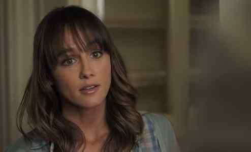 Sharni Vinson plays heroine Erin in You're Next